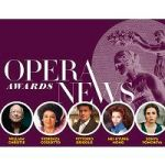 William Christie, Fiorenza Cossotto Among Winners Of 2018 Opera News Awards