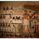 3,500-Year-Old Burial Mural Found In Egypt