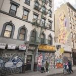 Guerrilla Penis Mural Appears In Manhattan's Chinatown On Christmas Eve