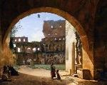When Rome's Colosseum Was A Wild, Mysterious Botanical Garden