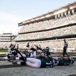 A Theatre Critic Reviews The NFL Season's Best Touchdown Celebrations