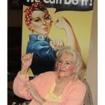 Naomi Parker Fraley, 96, Real-Life Model For Rosie The Riveter