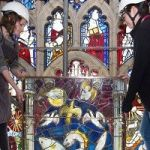 England's Largest Medieval Stained-Glass Window Has Been Restored