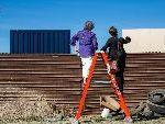 Are The Border Wall Prototypes Art?