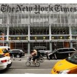 New York Times Hires And Fires Editorial Writer In Span Of Six Hours