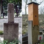 Without Warning, Beloved Brancusi Sculpture In Paris Cemetery Is Boxed Up