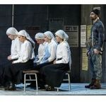 Setting 'The Crucible' In An Orthodox Jewish Settlement In The West Bank