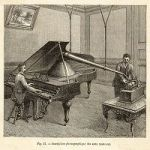 Back At The Very Beginning, Every Recording Of Music Had To Be Made From Scratch