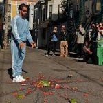 Choreographer Alexander Ekman Makes A Movie And A Mess On The Streets Of San Francisco