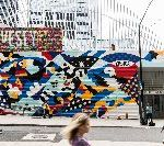 Creating A '5Pointz Vibe' In Lower Manhattan