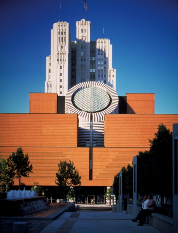 Modern Art Museum San Francisco