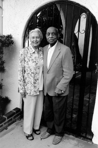 Mr and Mrs Benny Carter