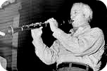 Leonard Garment clarinet