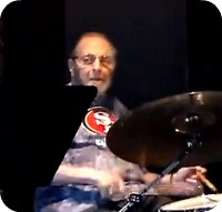 Dick Berk at Wilf's