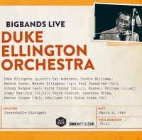 Monday Recommendation: Duke Ellington