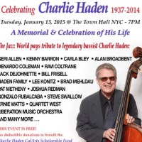 Charlie Haden Memorial On Tuesday