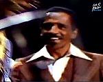 Milt Jackson smiling (!)