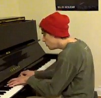 Nick Sanders, piano
