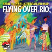 Harry Allen Rio Cover