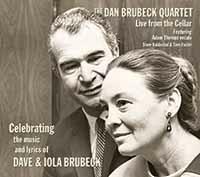 Dan Brubeck CD cover