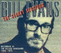 Evans Secret Sessions Cover
