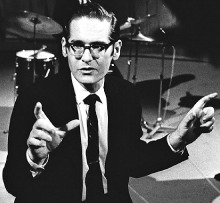 Bill Evans, hands up