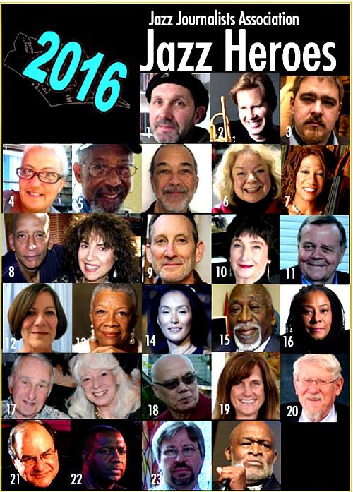 2016 Jazz Heroes