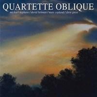 Recent Listening: Quartette Oblique