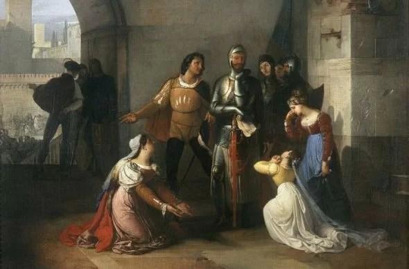 Sentimenti sogni follia La grande epopea del Romanticismo in scena a Milano alle Gallerie d