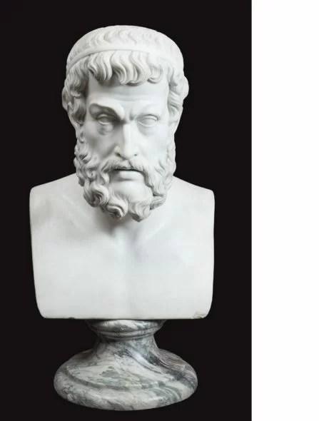 Tito Angelini, Homer's Erma (lot 125, estimate € 15,000 / 20,000)