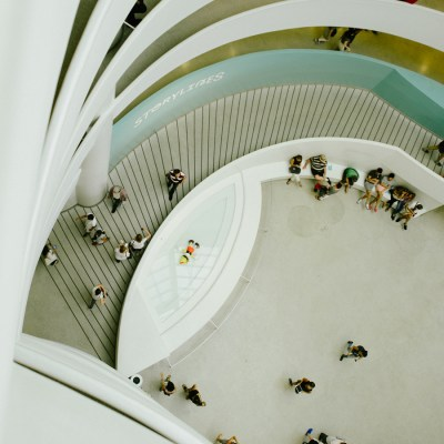 The Guggenheim Museum Guided Tour