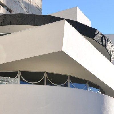 Plan your visit with information about the Guggenheim's hours, tickets, free admission, parking, and The Wright Restaurant and Cafe 3, plus a map of the galleries, the museum's address, and more.