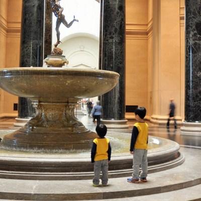 Family Art Tour Washington DC