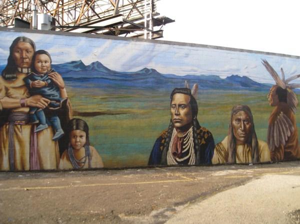 Philadelphia Mural Program Features Narrative Installation