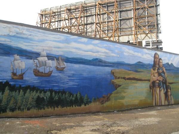 Native American Murals Philadelphia