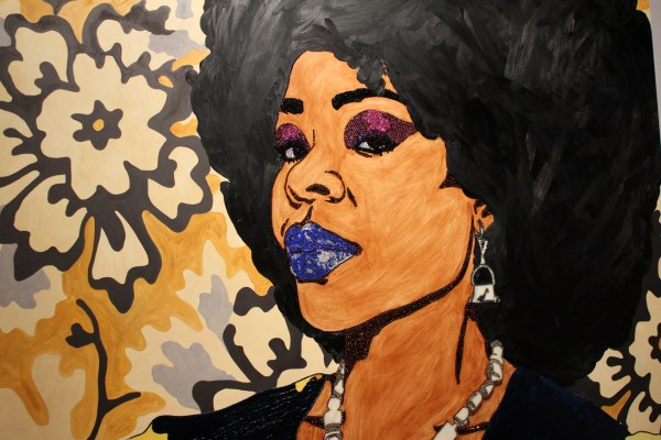 Mickalene Thomas Star In Art World Arts Observer