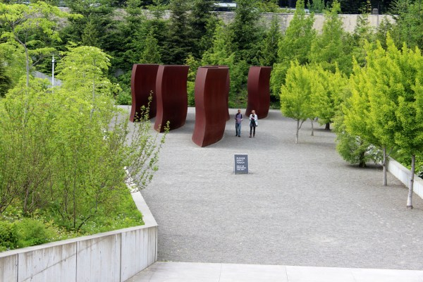 Olympic Sculpture Park Seattle Amazing Green Exhibition