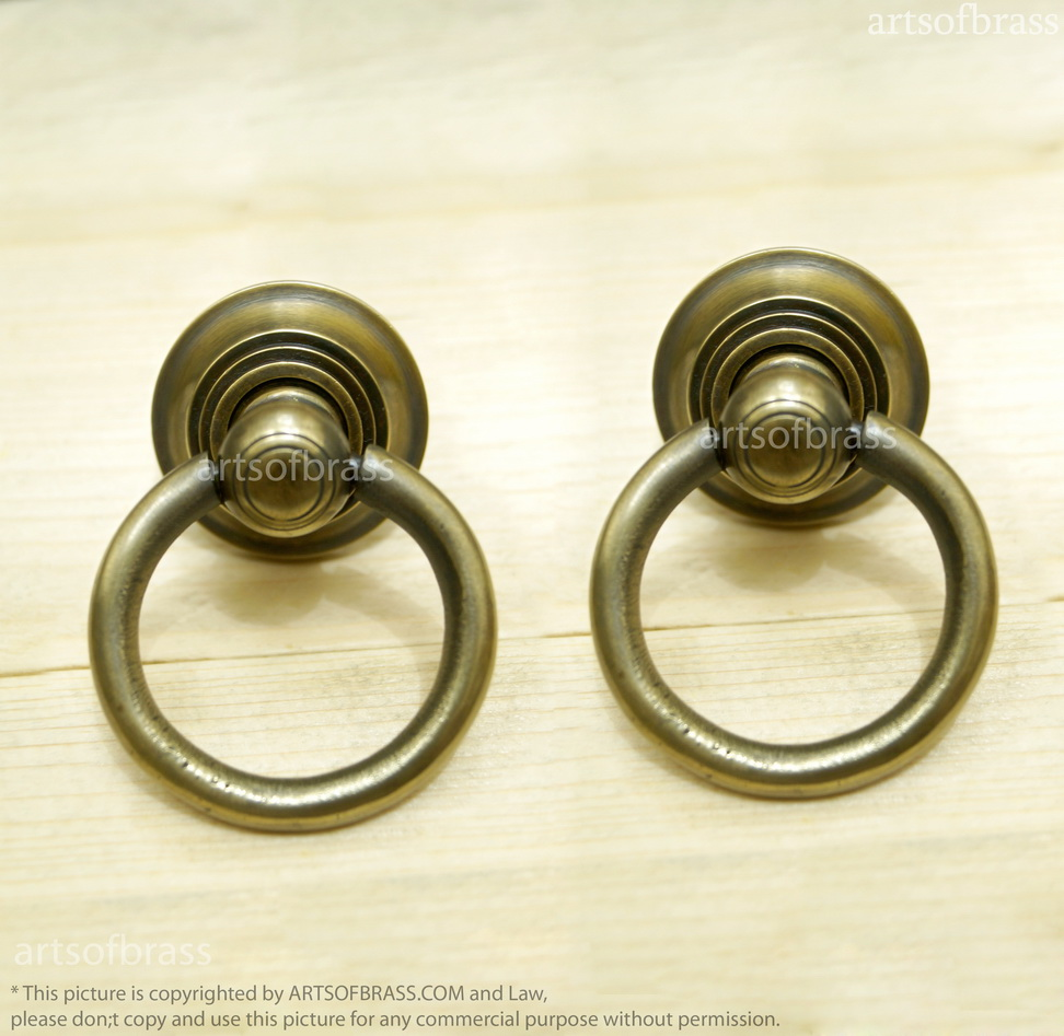 t knobs handles gold knob drawer antique pulls brass