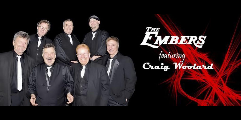 Embers Holiday Show featuring Craig Woolard