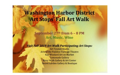 Artwalk in Downtown Washington