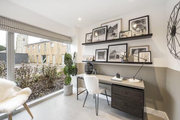 Four Bedroom Contemporary Barn