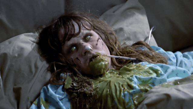 Surely not better than Linda Blair in the Exorcist?