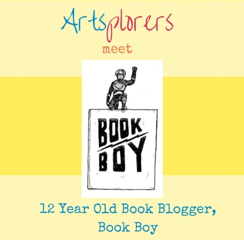 Book Boy blog