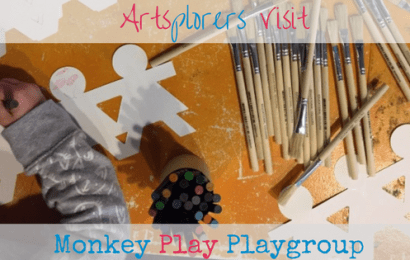 Monkey Play Playgroup at Monkey Baa Theatre
