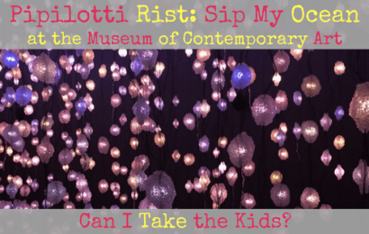 Pipilotti Rist at the MCA: Can I Take the Kids?