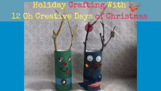 12 Oh Creative Days of Christmas