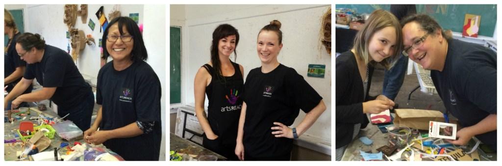 Pop-Up Shop Volunteers