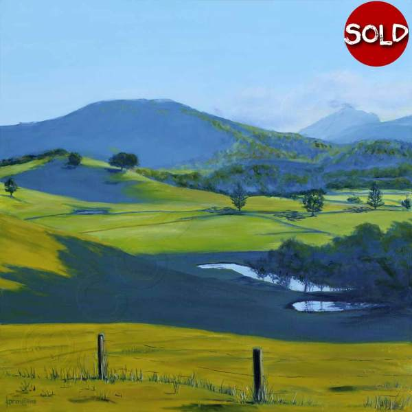 Canvas Paintings of Landscapes