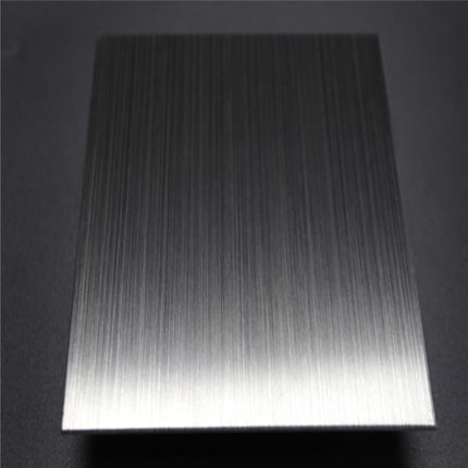 Hairline Stainless Steel Sheet Grade 201 304 316 | ASM