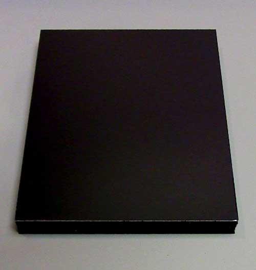 DiBond 3mm Black White 48 X 120 Foam BoardDibond Dibond
